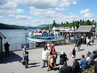 Bowness on Windermere Promenade
