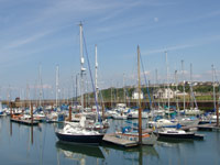 Maryport boats