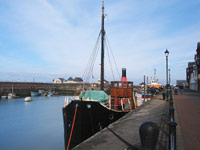 Maryport Docks