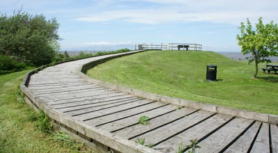 Silloth Viewing Platform